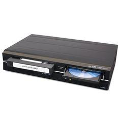 The VHS To DVD Converter - Hammacher Schlemmer