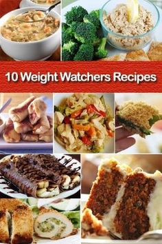 Weight Watcher Recipes by shauna