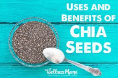 Benefits of Chia Seeds (and 27 Creative Ways to Use Them!)