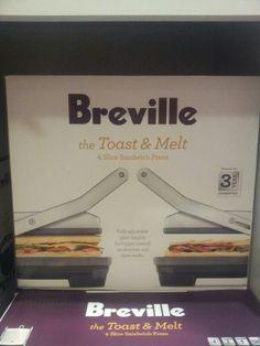 Toastie machine - 4 slice