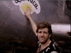 "Glenn Frey on Miami Vice Episode ""Smugglers Blues""."