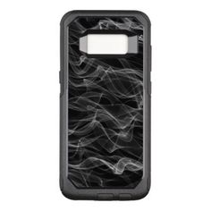 Digital Art Cool Modern Abstract Pattern OtterBox Commuter Samsung Galaxy S8 Case - light gifts template style unique special diy