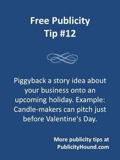 Here are five ways to use the upcoming Labor Day weekend as the perfect time for bloggers to publish your guest blog post, or for newspapers, magazines and TV stations to cover your story. Piggybacking a story idea about your business onto an upcoming holiday is an easy way to generate free publicity. PR pros and do-it-yourself publicity seekers, add this to your toolbox.