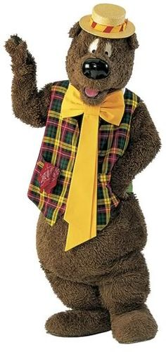 Humphrey B. Bear (Australia My absolute favorite kid's show back then. Love you Humphrey xx
