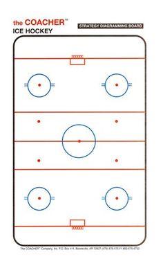 Ice+Rink+Clip+Art | ice hockey rink diagram | Party Ice ...