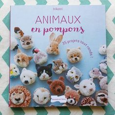 ❤ What I brought from my express trip to Paris Dreaming about summer diy projects ❤ Japanese Books, Japanese Artists, Pom Pon, Pom Pom Crafts, Summer Diy, Bookstagram, Crafts For Kids, Teddy Bear, Diy Projects