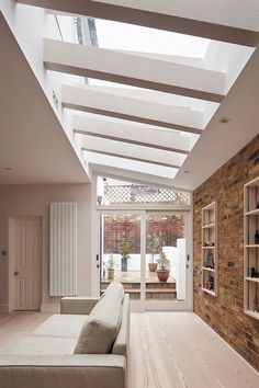 Side Return Extension - New Ideas Open Plan Kitchen Dining Living, Open Plan Living, Living Room Kitchen, Large Open Plan Kitchens, Open Plan Kitchen Diner, Kitchen Extension Open Plan, Living Room Extension Ideas, House Extension Design, House Design