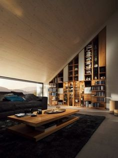 Architecture, books, design, interior