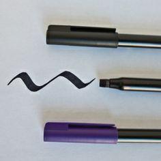 Owl Ink Review | Zebra Brush Pens Review