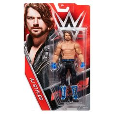 #Toyspotting #WWE #AJStyles #FigLife