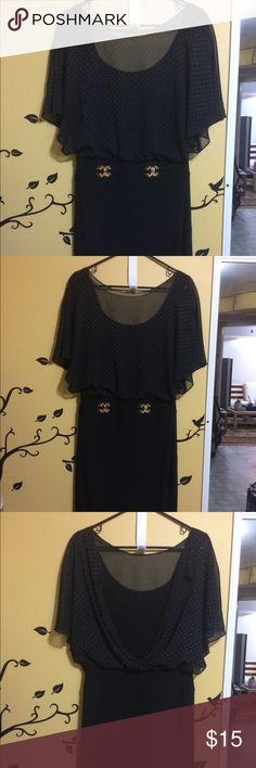 Frank Lyman Design Dress Black dress design by Frank Lyman Frank Lyman Dresses
