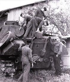Panzerkampfwagen V Panther Sd.Kfz 171
