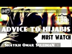 If you are condemning women about the #hijab they are wearing, you're wrong. Omar Suleiman gives us #realtalk