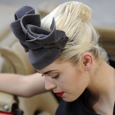 Karen Henriksen - Millinery and Designer Hats