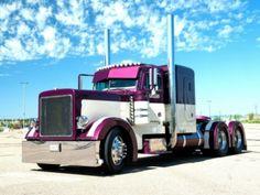 Cool Semi Truck Paint Jobs | Big Rig Truck - Custom, Truck, Semi, Semi Truck, Big Car, Big Truck ...