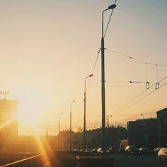 When the sun rise