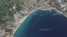 Ostrov Krk pláže - Najlepšie pláže ostrova Krk - AUREA Strand Camping, Map Pictures, Blue Flag, Regulatory Signs