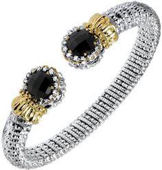 Black Onyx Vahan Bracelet Http Www Facebook Diamondjewelersonthecoast