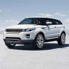 The Range Rover Evoque - one badass car