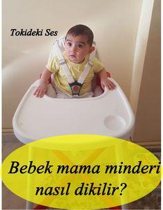 Mama Sandalyesi Minderi Dikimi - Tokideki Ses