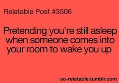 "I do this all the time to my little cousins... They walk in saying ""let's play!"" And walk out frowning...lol"