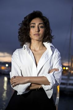 Golshifteh Farahani attends the 'My Sweet Pepper Land' Premiere during the 66th Annual Cannes Film Festival at Palais des Festivals on May 22, 2013 in Cannes, France.