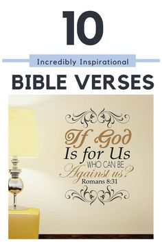 Take a journey through some of the most incredibly inspirational verses in the…