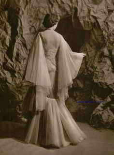 Jeanne Lafaurie, 1949.