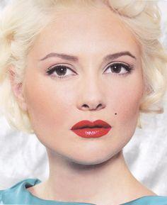Mortelle est la Femme: Maquillage Leçon de 1950