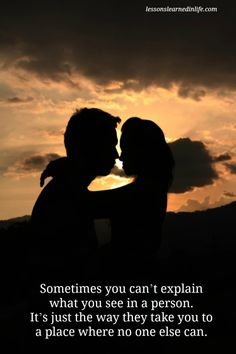 Lessons Learned in Life | Sometimes you can't explain it.