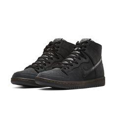 c0cc1e07a615c Nike SB Zoom Dunk High Pro Deconstructed Premium Men s Skate Shoe - Black  Skate Man