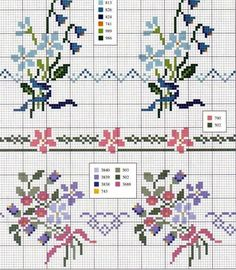 This Pin was discovered by rem Biscornu Cross Stitch, Cross Stitch Cards, Beaded Cross Stitch, Cross Stitch Borders, Simple Cross Stitch, Cross Stitch Designs, Cross Stitching, Cross Stitch Patterns, Butterfly Cross Stitch