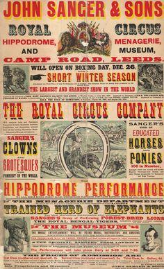 John Sanger & Sons, Royal Circus