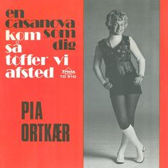 Pia Ortkær-single: En casanova som dig. Jeg har sangene som mp3 - men jeg leder efter en single med cover.