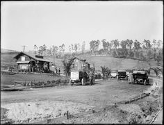 Oakland, Rockridge, California,  1910 California History, Oakland California, Oakland San Francisco, Journey To The Past, San Leandro, San Ramon, East Bay, Local History, Bay Area