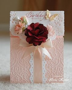 LOVE LOVE LOVE this card!