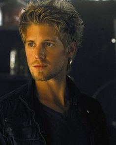 Matt Barr-creep on one tree hill, but then there was the Hatfields and McCoys...