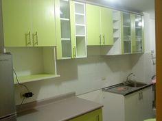 Green Kitchen II