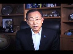 3 questions for Ban Ki-moon on the Future We Want -- Energy