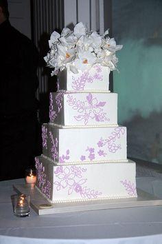 Sylvia Weinstock Wedding Cake |