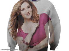 Anneliese van der Pol sweater