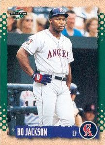 Bo Jackson-California Angels