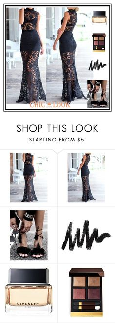 """""""#2 Chiclookcloset"""" by almira-mustafic ❤ liked on Polyvore featuring Givenchy and Tom Ford"""