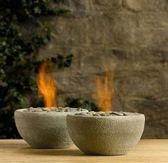 Vasque à feu