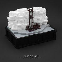 GoT - Castle Black | by Legopard