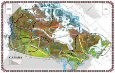 Canada (fan expansion to Ticket to Ride)