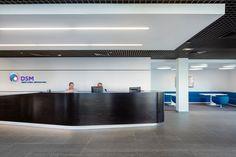 DSM Heerlen interior Architect