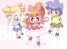 Powerpuff Girls Z Powerpuff Girls, Cartoon Shows, Cartoon Characters, Illustration Kawaii, Super Nana, Anime Toon, Ppg And Rrb, Amazing Drawings, Power Girl