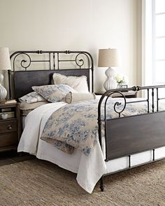 Albright Queen Bed-nice for a cottage