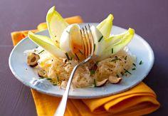 Salade de choucrouteVoir la recette de laSalade de choucroute >>